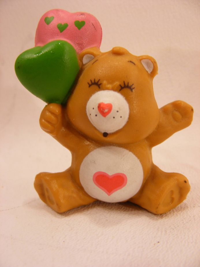 VINTAGE TENDERHEART CARE BEARS MINIATURE